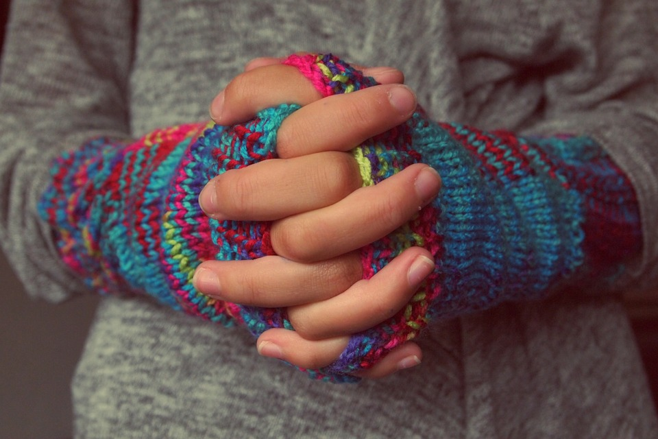 mani fredde